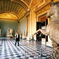 Tour a museum without leaving home